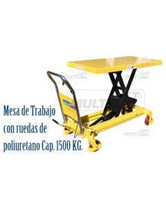 Mesa de Trabajo de 1500kg LT-1500P