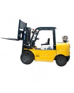 Montacargas Dual Gas/Gasolina 9,000lbs Triplex FG-45VT Multilift  Dar clic para mayor información